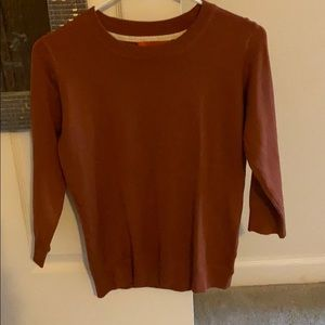 ModCloth Button shoulder sweater